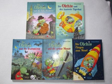 Olchisbücher
